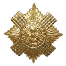 Scots Guards - Cap Badge
